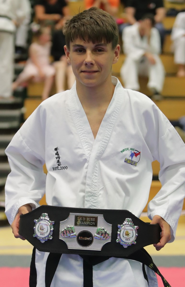 Sam Gould, Whitlock Martial Arts